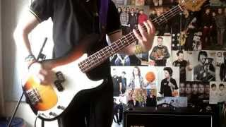 Choking Victim - 500 Channels Bass Cover