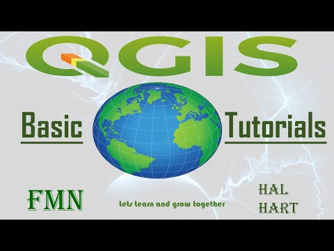 QGIS Tutorial 67 - How To use Vertex Tool - Monde GEOspatial