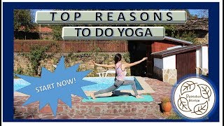 Top Reasons To Do Yoga || How To Keep Motivated To Practice Yoga