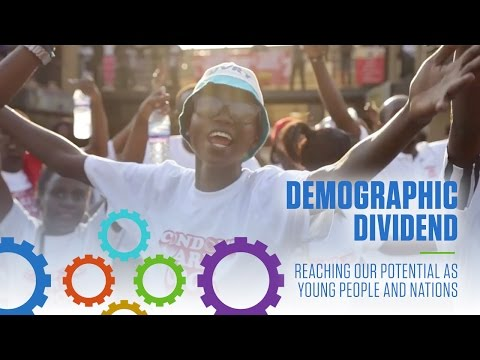 Demographic Dividend: Reaching Our Potential as Young People and Nations Video thumbnail