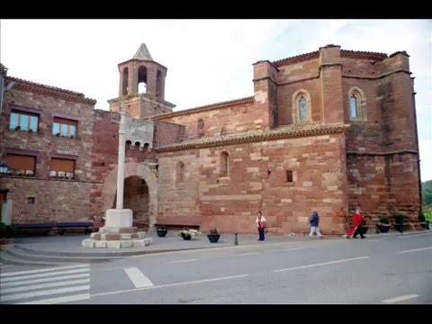 Fotos de:  Tarragona - Prades - Pueblo con encanto