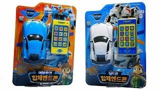 또봇 장난감 또봇Y 합체 핸드폰 또봇 전화기 사운드 TOBOT Y PHONE CAR TOYS