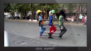 Top 10 Incredible Street Performers Videos AMAZING