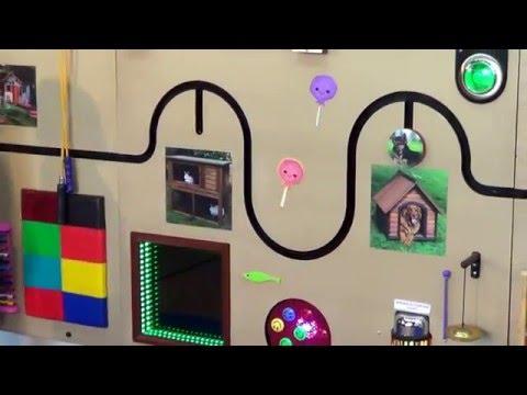 Sensory Learning Panels Set, Sensory Play Station, IMI 1342