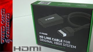 pound hd link cable for original xbox - मुफ्त