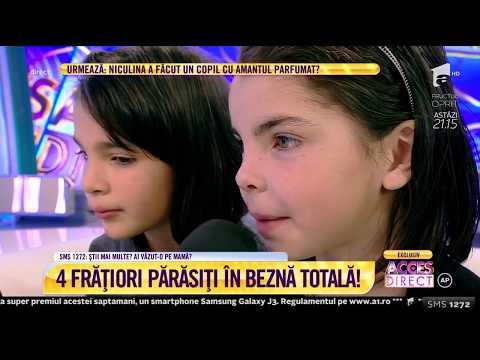 Simona Gherghe, în lacrimi! Daniel, 5 ani: Copiii la școală mă bat pentru că sunt sărac