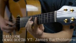 To Build A Home - The Cinematic Orchestra (Cover by James Bartholomew)