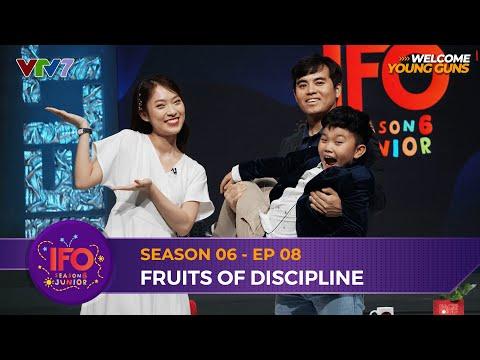 IFOSS6E08| Bí quyết giúp bạn trở nên KỶ LUẬT hơn, Gặp gỡ Minh Khang Nhanh Như Chớp Nhí Bắn Tiếng Anh