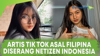 Gadis Remaja Asal Filipina Diserang Warganet Indonesia, Alasannya Karena Hal Sepele