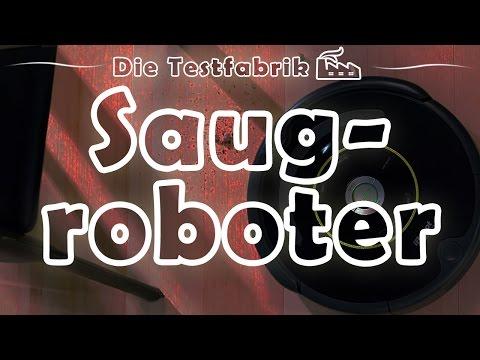 ✨ Saugroboter Test – 🏆 Top 3 Staubsauger Roboter im Test