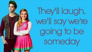 Someday lyrics ~ Disney ZOMBIES