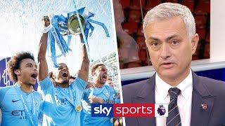 Jose Mourinho makes his Premier League title prediction 🏆 | Super Sunday