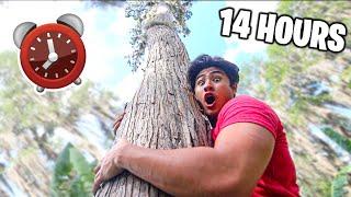 LAST TO LEAVE TREE WINS  $1000 (Challenge)