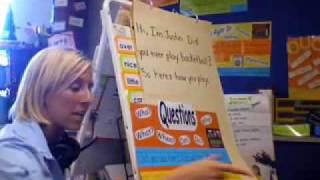 Kid Writing Lesson