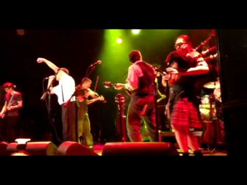 Brick Top Blaggers - Barroom Hero (Live at House of Blues Anaheim 2012)