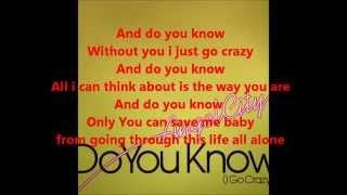 Angel City  Do you know i go crazy