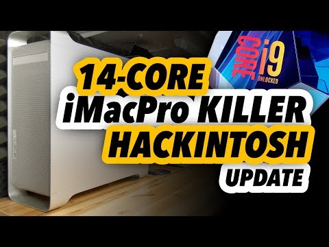 14-core iMacPro Killer Ultimate Hackintosh build 2 | Youtube Search