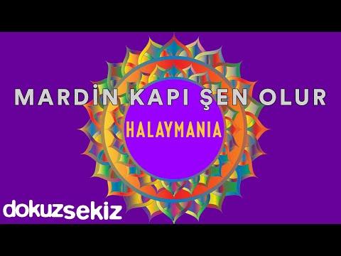 Murat Korkmaz - Mardin Kapı Şen Olur (Halaymania Official Audio) Sözleri