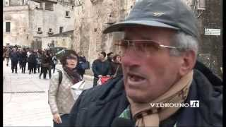 preview picture of video 'Pasquetta 2015 a Matera: turisti contenti'