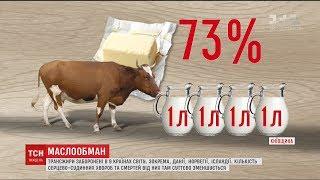 Про маслообман: в Україні кожна друга пачка масла – фальсифікат