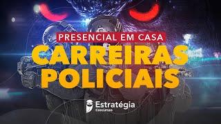 Concurso PF/PRF - Presencial em Casa - Redação e Atualidades - Profs. Janaína e Rodolfo