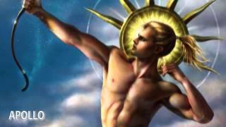 The Twelve Olympian Greek Gods (and Hades)