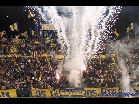 """""""""""Fiesta y Carnaval"""" - Rosario Central (Los Guerreros) vs Quilmes"""" Barra: Los Guerreros • Club: Rosario Central"""