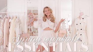 Spring Wardrobe Essentials for the Classy Girly Girl! ~ Freddy My Love