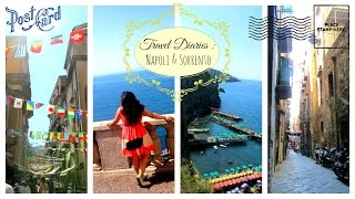 preview picture of video 'TRAVEL VLOG : NAPOLI | SORRENTO'