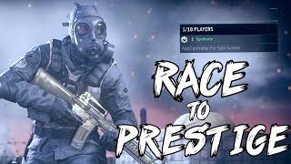 Race To Prestige 2.0 | Modern Warfare Remastered! *LIVE*