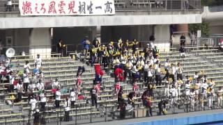 ブラバン&チア(桐生一高) 2013秋季関東大会準決勝  あまちゃん他