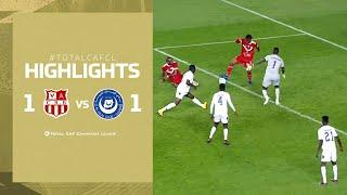 CAF CL | CR Belouizdad 1-1 Al Hilal