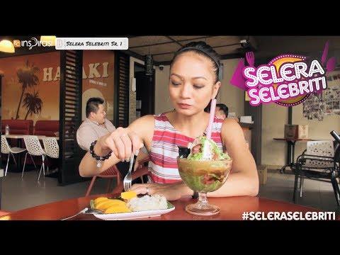 Video #SeleraSelebriti: @AtiliaCLPT - Hayaki Restaurant.