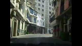 preview picture of video 'Alger, de la Place des Martyrs au Télemly.'