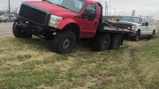 6x6 pickup truck conversion kit - TH-Clip