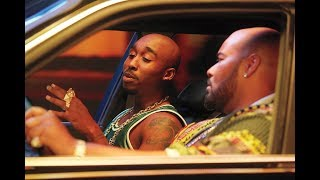 Tupac Death Scene (All Eyez On Me) 2017 HD