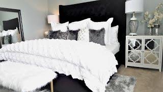 NEW! Luxury Bedroom Makeover Tour & Ideas