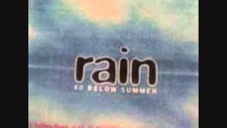 40 Below Summer - Jonesin' (Rain EP)