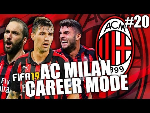 FIFA 19 | AC MILAN CAREER MODE | #20 | EUROPA LEAGUE FINAL! (FULL MATCH)