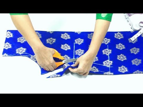 Suit/Kameez Cutting Very Easy Method || india Boutique