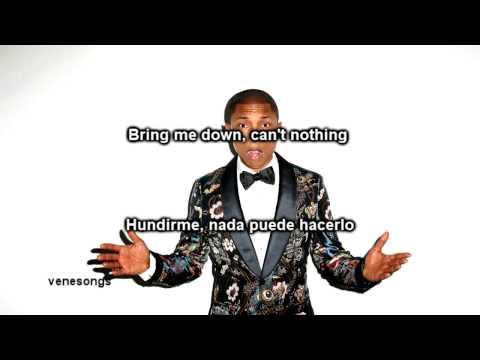 Pharrell Williams - Happy (Letra Español-Inglés)