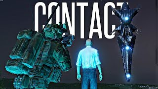 FIRST CONTACT WITH ALIENS   ArmA 3 Contact DLC Ep. 1