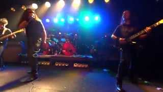 Domine - The battle for the great silver sword (a suite in seven parts) [live]