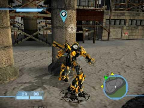Видео № 1 из игры Transformers: The Game (Б/У) [PS3]