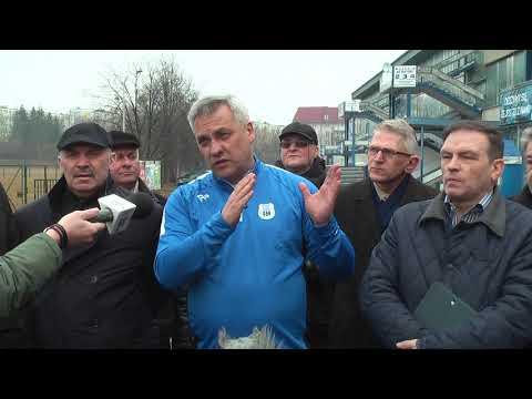 Zapis konferencji prasowej PiS-u w sprawie stadionu Stomilu