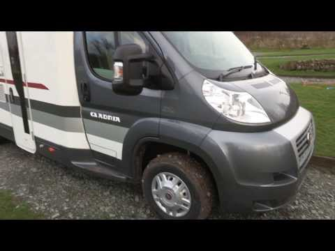 Practical Motorhome reviews the Adria Coral Plus 690 SC
