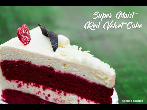 Red Velvet Cake Recipe | In 3 Easy Steps
