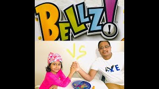 #socialdistancing #togetherapart #stayhome #spinmaster #BellzGame  Bellz!! Piyali vs Daddy