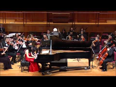 This is my concerto performance with Queens College Orchestra with Maestro Maurice Peress. It's Prokofiev 3rd Piano Concerto