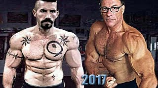 Training Boyka & Van Damme !!! 2017